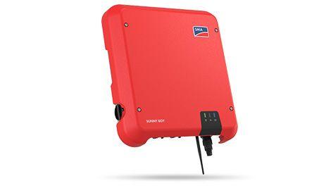 hệ thống điện năng lượng mặt trời - inverter