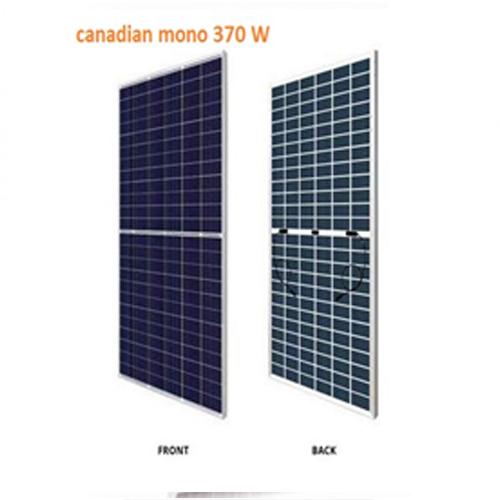 tấm pin mặt trời canadian