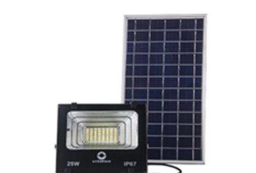 Đèn năng lượng mặt trời 25W