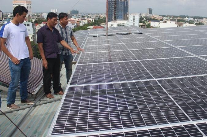Lắp đặt hệ thống điện mặt trời tại Đồng Nai