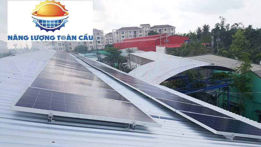 điện mặt trời hòa lưới 20kwp tại cà mau