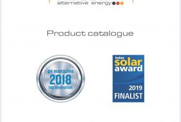 Giấy chứng nhận bảo hành Pin AE Solar