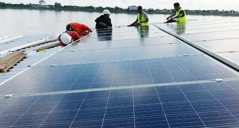 lắp đặt điện mặt trời tại biên hòa