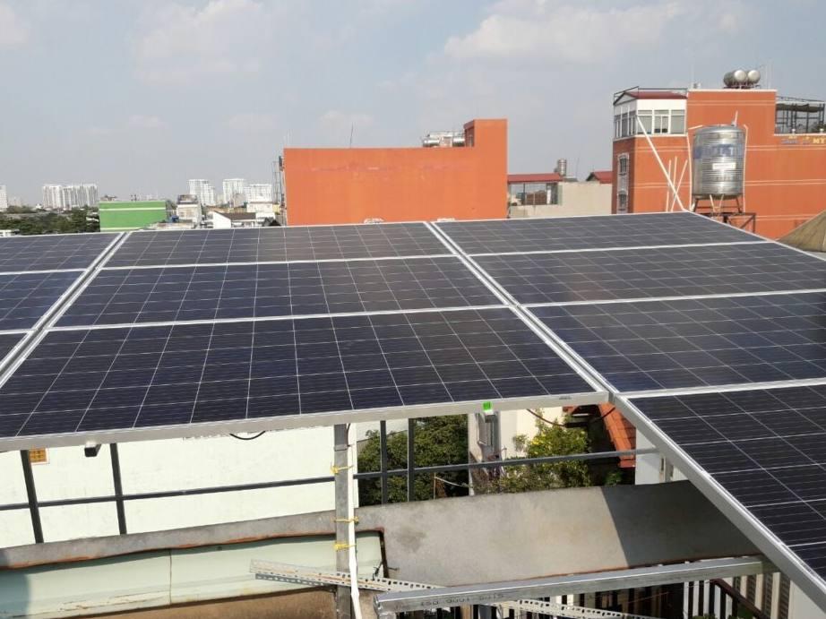 lắp đặt điện mặt trời đồng nai