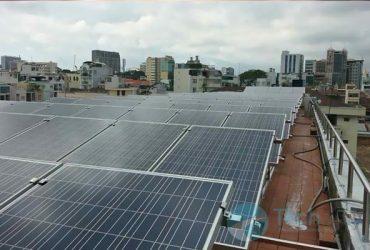 Lắp đặt điện mặt trời tại Bình Dương