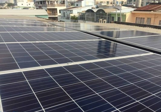 thi công điện mặt trời tại bình dương
