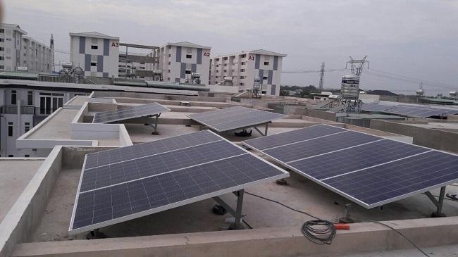 Chi phí lắp đặt pin mặt trời