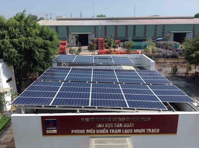 Cung cấp lắp đặt pin mặt trời
