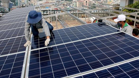 lắp đặt pin năng lượng mặt trời tại Đồng Nai
