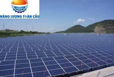 Nhà máy điện mặt trời Krông Pa công suất 49MW
