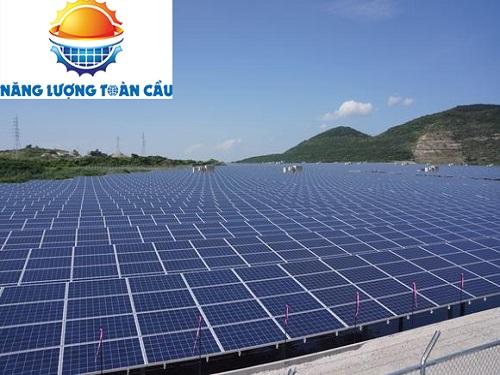 nhà máy điện mặt trời Krông pa