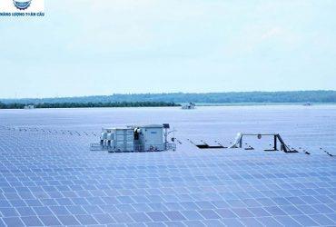 Dự án nhà máy điện mặt trời Dầu Tiếng tỉnh Tây Ninh