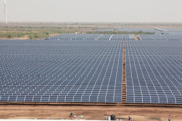 nhà máy điện mặt trời trúc sơn