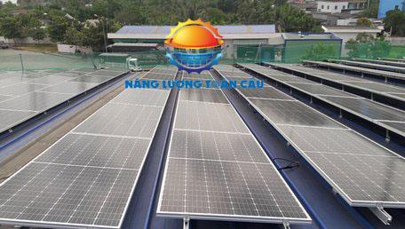 lắp đặt điện năng lượng mặt trời cho gia đình