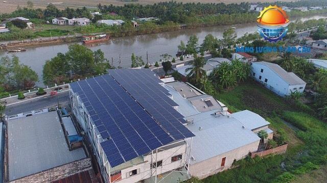 giá thi công điện mặt trời tại Bình Dương