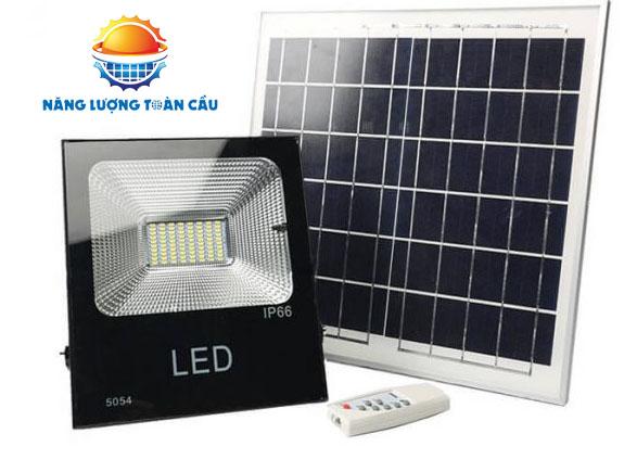 Lắp đặt đèn led năng lượng mặt trời