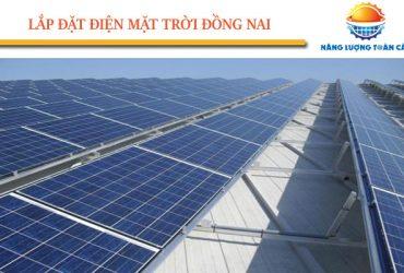 Lắp đặt điện năng lượng mặt trời huyện Trảng Bom