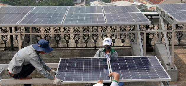 Những lưu ý trước khi lắp đặt điện mặt trời