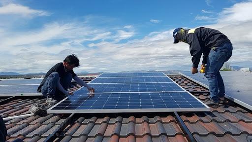 Lắp đặt điện mặt trời trọn gói